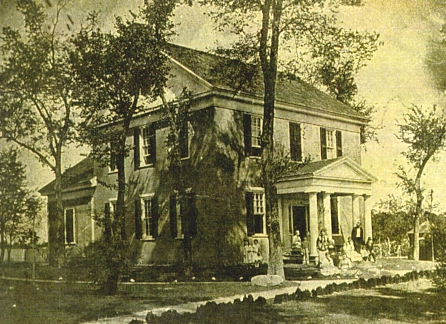 William Gaston Simmons family home